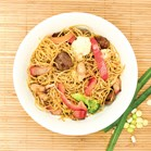 Combination Hong Kong Style Chow Mein